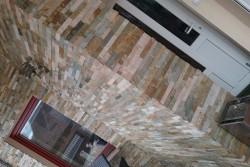"obloga stene dekorativni kamen ""peščen"""