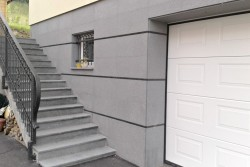 "stopnice granit ""impala fuoco"", fasada cokl granit ""impala fuoco / črni"""