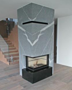 obloga kamina pohorski tonalit / belfast