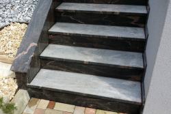 "stopnice granit ""himalaya blue žgan/poliran"""