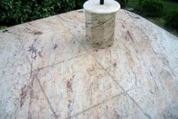 "tlak granit ""ivory brown"""